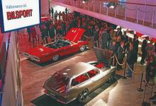 Bilsport 50th years anniversary.